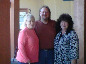 2012: We were introduced to this woman at an Aglow conference when we lived in Idaho and discovered we had prayed for her 8 years earlier when she stopped for prayer in Queen Creek, Arizona!