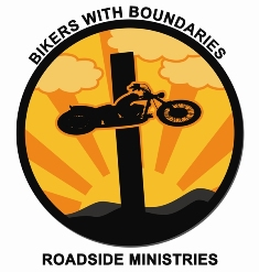 God places our motorcycle at the crossroads so we can bring people to the cross.